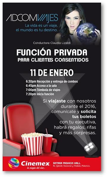 cine privada