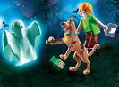 scooby shaggy con fantasma