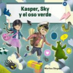 kasper sky y el oso verde