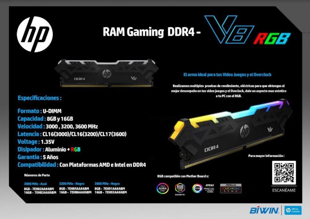 V8 RGB